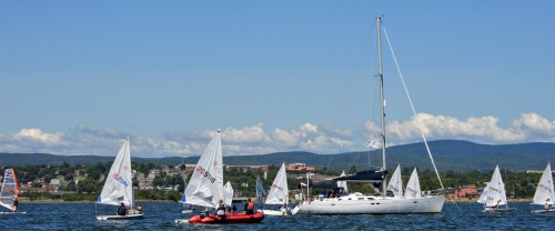 Start Keelboat Sailing - Small Boat Instructor offers